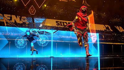 Laser League Game Screenshot 11