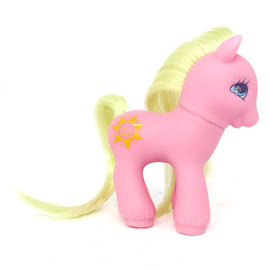 My Little Pony Baby Sunbeam Magic Motion Families G2 Pony