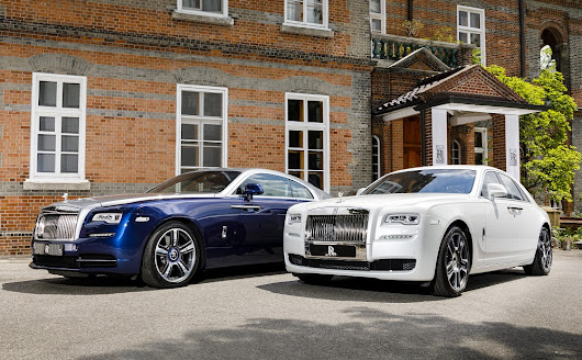 Rolls-Royce unveils Bespoke Collection for Korea