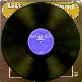 Quincy Conserve – Listen To The Band 1970