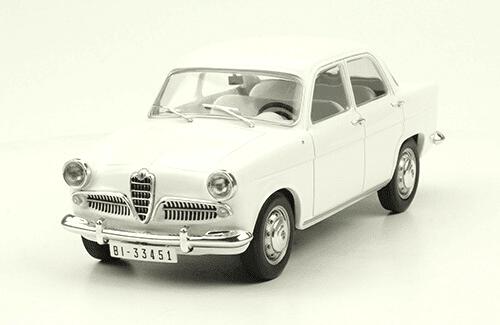 Alfa Romeo Giulietta 1958 coches inolvidables salvat