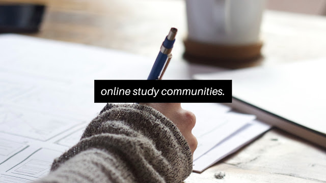 Online Study Communities