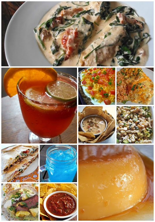 Cinco de Mayo Recipe Collection -Updated for 2017-