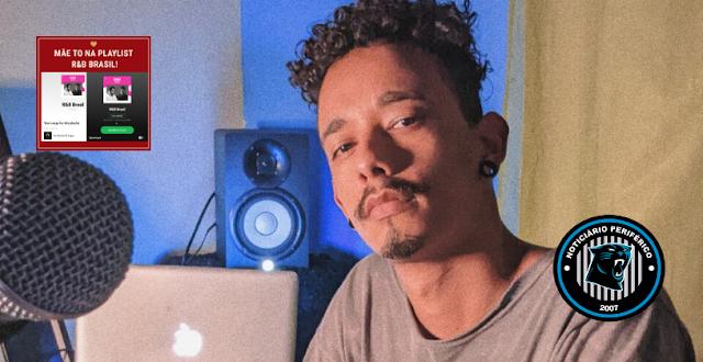 Os baianos Netto Galdino e Monteiro Mc entram na maior playlist de R&B Brasileiro (R&B Brasil)