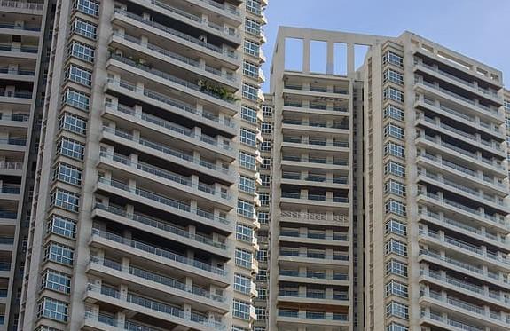 19 floor building converted into quarantine centre