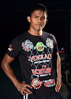 My name is Sombat Banchamek