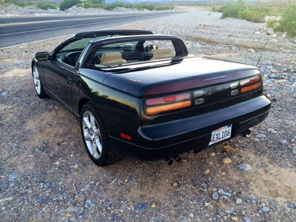 Nissan Zx Convertible Rare on Nissan 300zx Fuel Filter