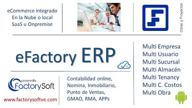 Como crear una Orden de Compra a un Proveedor en eFactory ERP