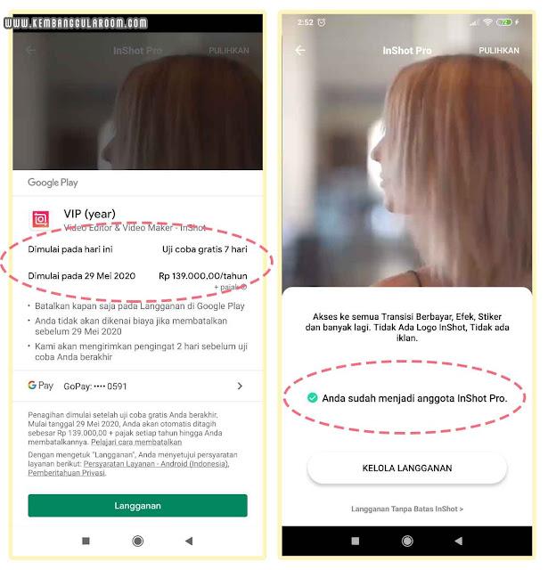 aplikasi editing video di handphone