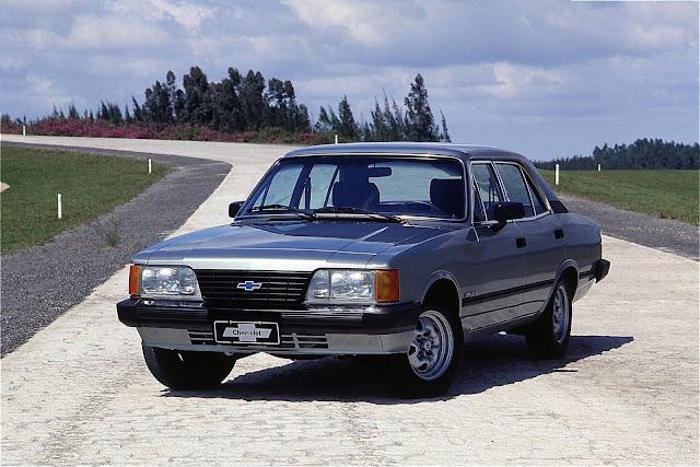Chevrolet Opala 1988