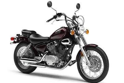 Top 5 motos custom baratas Virago 250