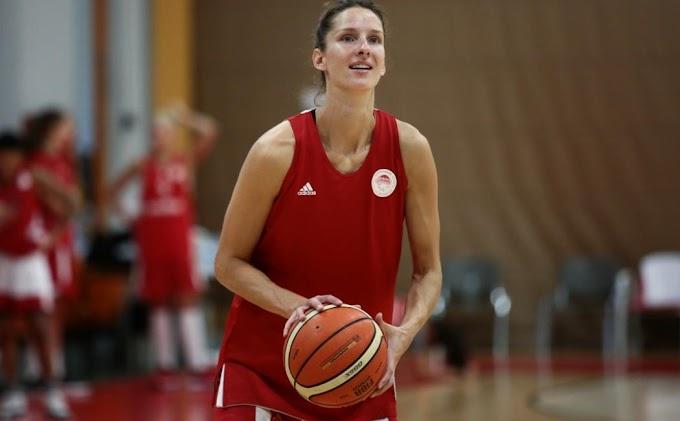 Διπλασίασε τις νίκες το γυναικείο του Ολυμπιακού στη Λευκάδα-Κέρδισε με 69-66 τις Εσπερίδες