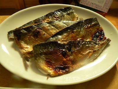 サバの西京味噌焼き