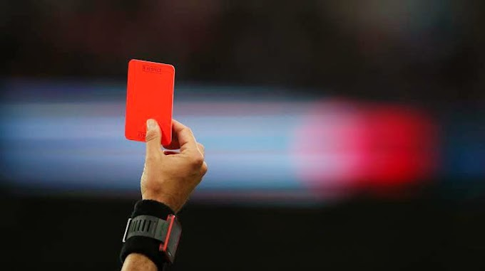 King of red cards!