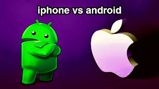 iPhone Vs Android Phone