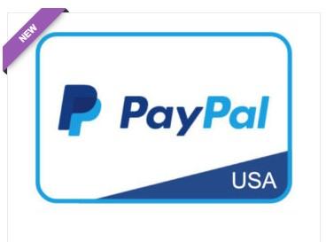Buat Akun Paypal Verified USA