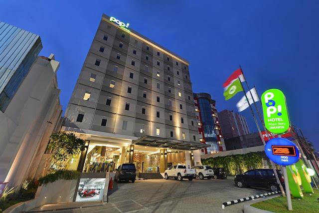 Penginapan Murah Pop Hotel Pasar Baru Jakarta