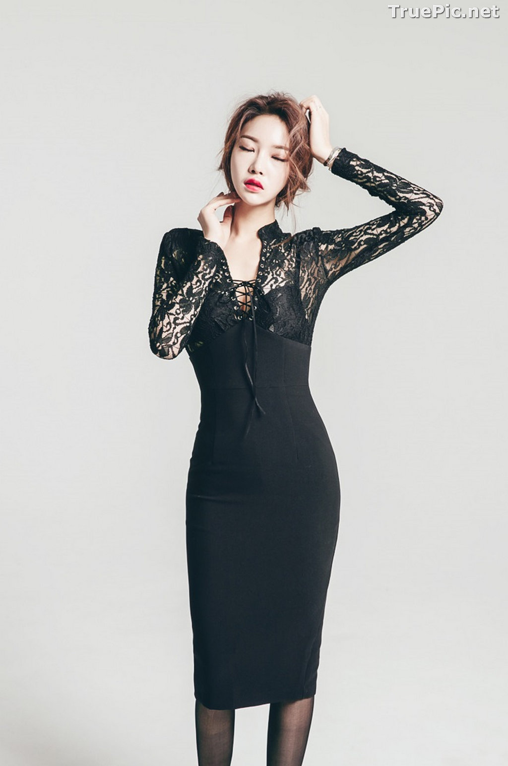 Image Korean Beautiful Model – Park Jung Yoon – Fashion Photography #11 - TruePic.net - Picture-65