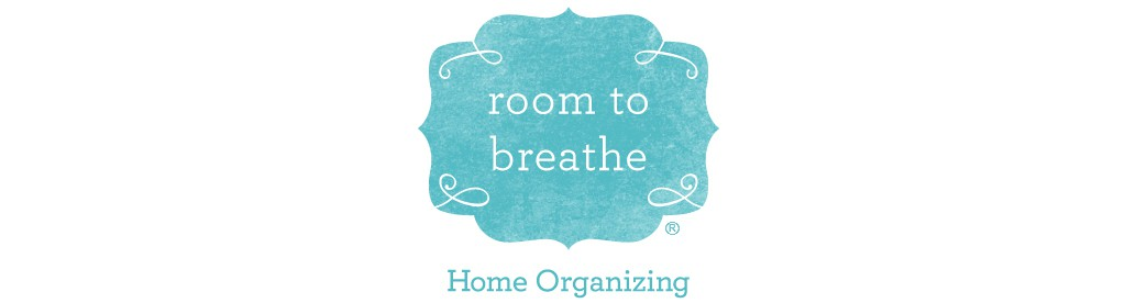 Room to Breathe - Professional Organizer