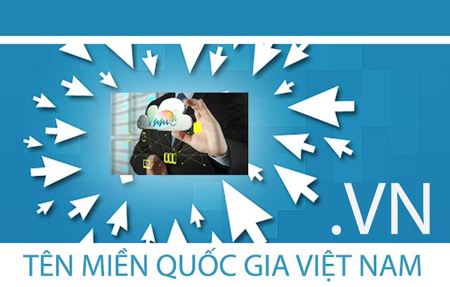 Tên miền quốc gia Việt Nam .VN giảm giá sau ngày 01.01.2017
