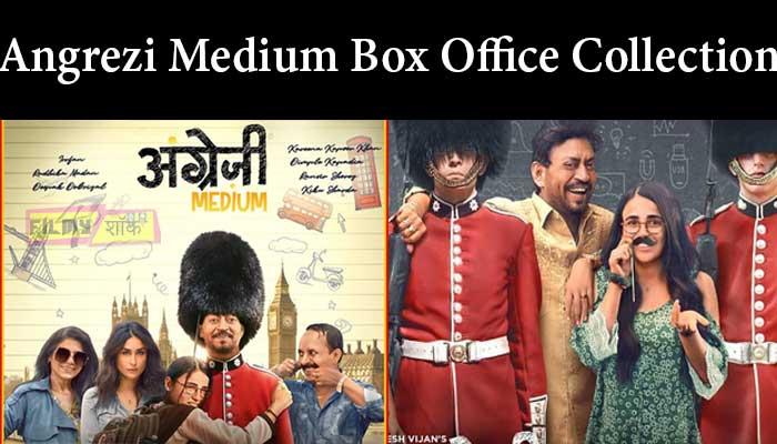 Angrezi Medium Box Office Collection Day 3 तीसरे दिन में करि इतनी कमाई