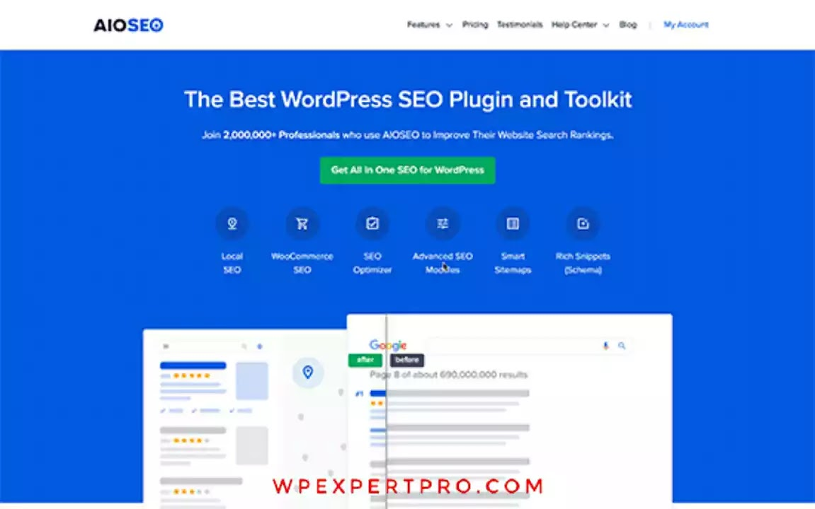 7. All in One SEO for WordPress