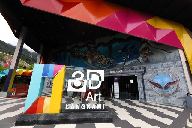 Muzium 3D Langkawi