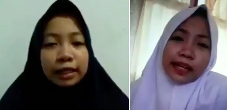 "Mahasiswi yang Lecehkan TNI dan Polri Minta Maaf ""Saya Bersumpah Tidak Akan Mengulangi"""