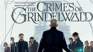Film Fantastic Beasts: The Crimes of Grindelwald Tayang di Bioskop Indonesia Sinopsis film