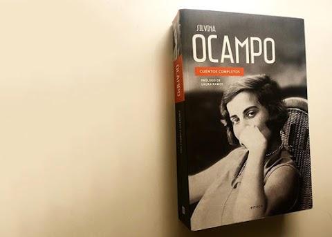 Silvina Ocampo en «Miércoles de Cuentos»