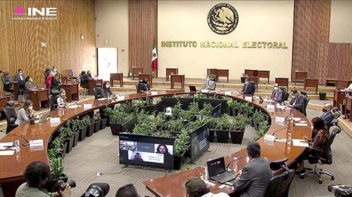 El INE se declara listo para recibir el voto libre de las y los mexicanos el próximo domingo 6 de junio