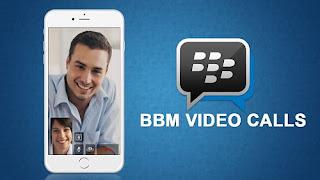 BBM video calling