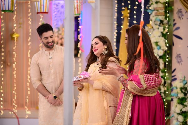 GMP Eid Special | Aiman Khan and Muneeb Butt Awesome Pictures