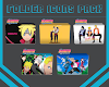 Folder Icons Pack Anime Boruto : Naruto Next Generation 2017