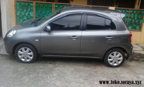 dijual nissan march 2012