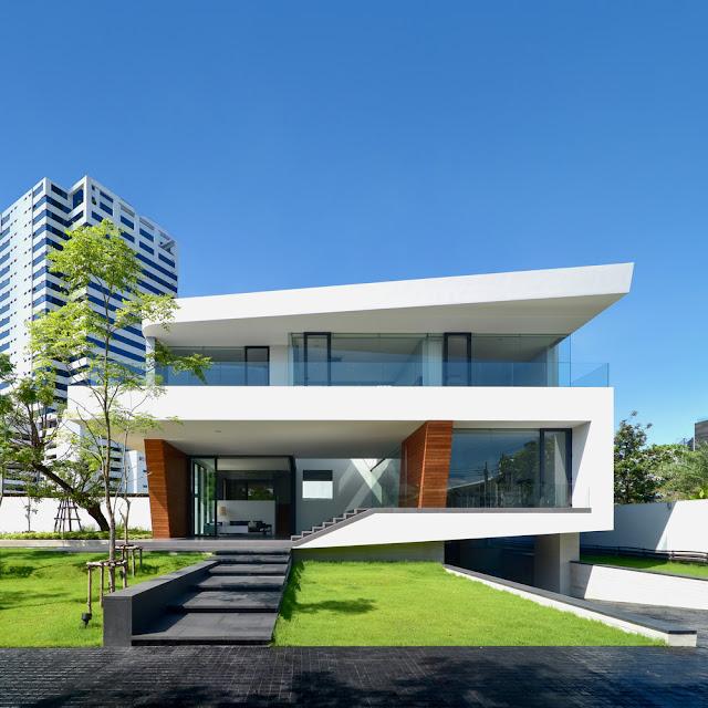 Inspiração – Casas Modernas