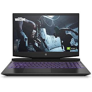 HP Pavilion Gaming 10th Gen Intel Core i5 Processor 15.6-inch FHD Gaming Laptop (8GB/512GB SSD + 32GB Intel Optane/Windows 10/NVIDIA 1650Ti 4GB