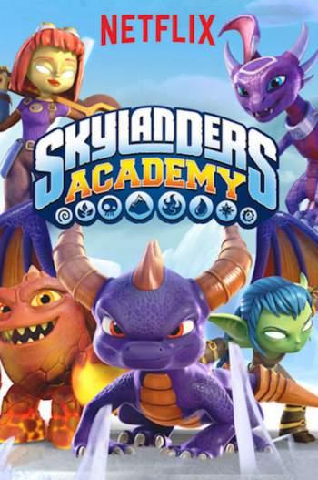 Skylanders Academy 1ª Temporada Torrent – WEB-DL 1080p Dual Áudio