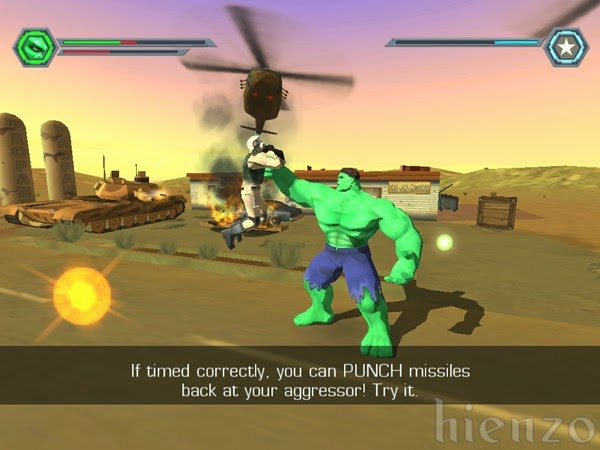 The Incredible Hulk Game Free Download For PC | Hienzo.com