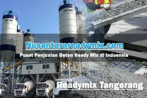 harga beton ready mix tangerang per m3 2021