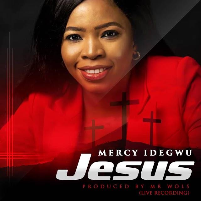 "Double Music: ""King of Glory"" And ""Jesus"" - Mercy Idegwu [@MercyIdegwu1]"