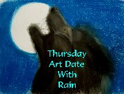 Rain's Thursday Art Date