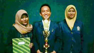 Juara Agropico NAIF UNHAS