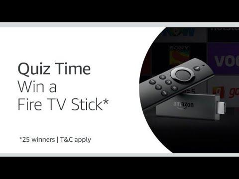 amazon-fire-tv-stick-quiz-answers