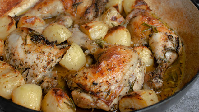 Greek recipe chicken