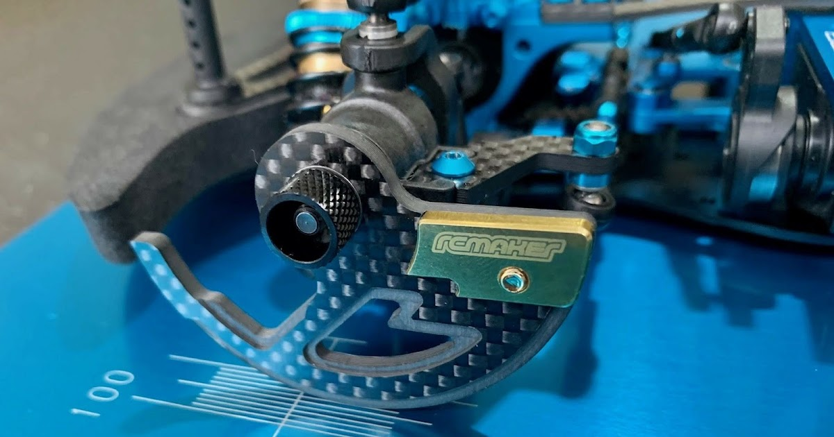 RC MAKER GeoCarbon HD Weighted Tweak Wheel set Review
