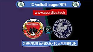 T3 Football League 2019