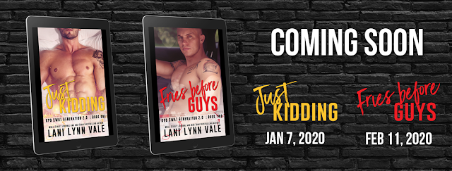 Double Cover Reveal ~ SWAT Generation 2.0 Series By Lani Lynn Vale