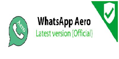 تحميل واتساب ايرور برو ضد الحظر 2020 whatsapp aero تنزيل تحديث اخر اصدار
