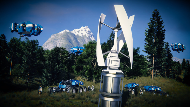 Marek Rosa - dev blog: Space Engineers: Public tests for the